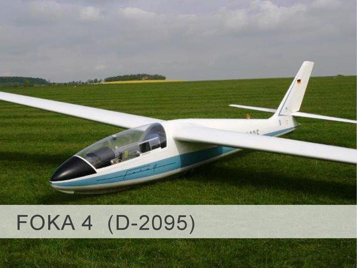 SZD-24 Foka 4 D-2095 Template