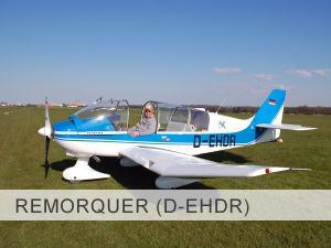 DR.400-180R Remorqueur D-EHDR Template