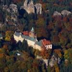 Burg Valdstejn im Cesky Raj