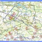 Flugweg Oschatz nach Tschechien