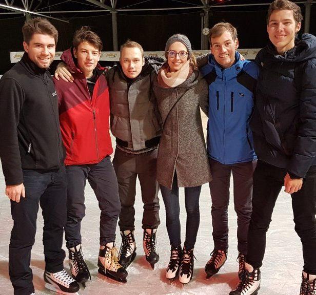 Eislaufen Jugend