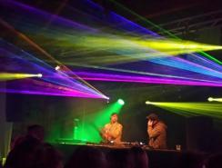A(i)rea24 Lasershow
