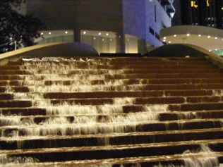 Flowing stairs 2