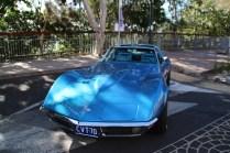 Corvette Blue
