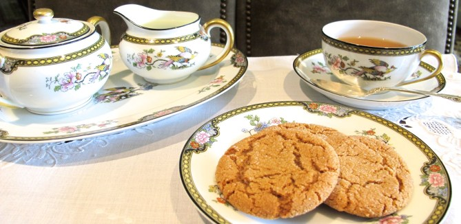 Snappy Ginger Snaps
