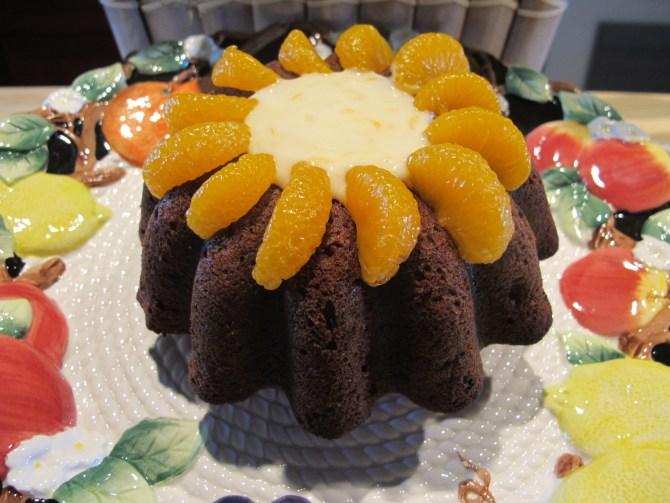 Mandarin Orange Tea Cake Recipe