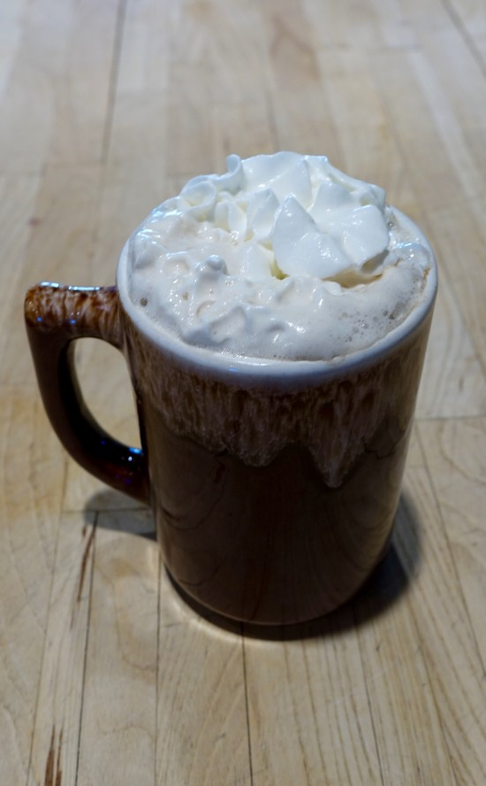 A Cheaters Cappuccino