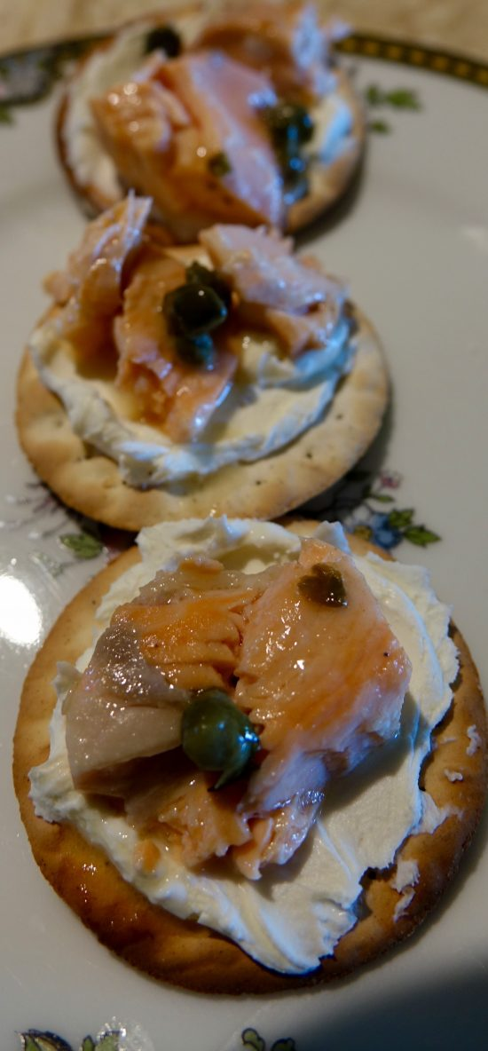 Quick and Delicious Salmon Appetizers