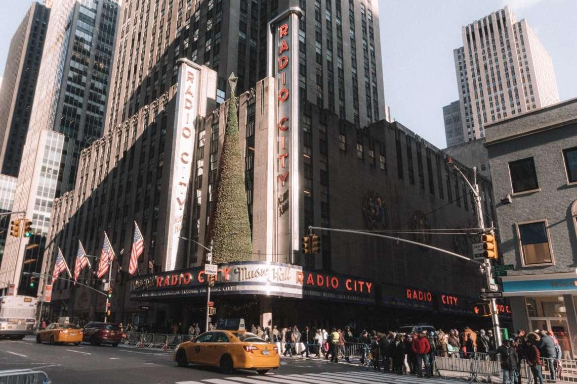 New Years Eve NYC - Radio City - Flunking Monkey