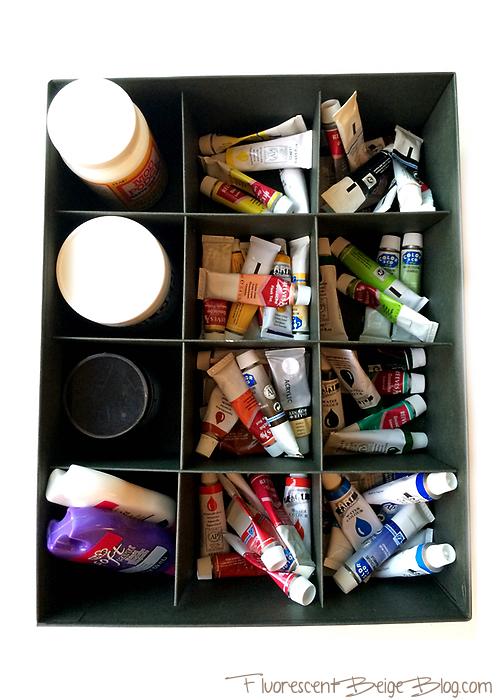 Tjena Paint Storage