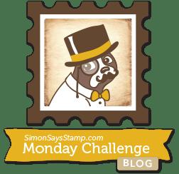 Simon Says Stamp Monday Challenge Blog