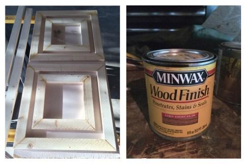 Wood Frames Materials