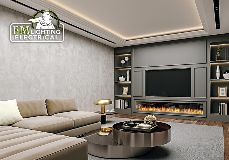 4 interior lighting design tips for