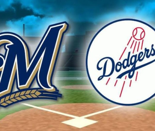 Brewers Vs Dodgers