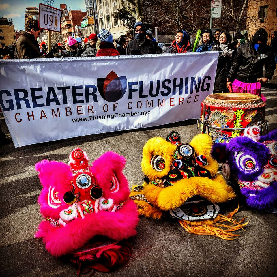 Chinese New Year Parade in Flushing