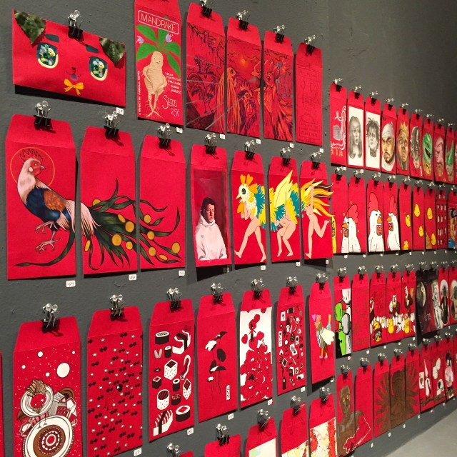 Red Envelope Show