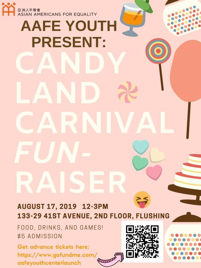 AAFE Candy land Fun-raiser