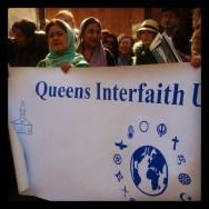 Queens Interfaith Unity Walk