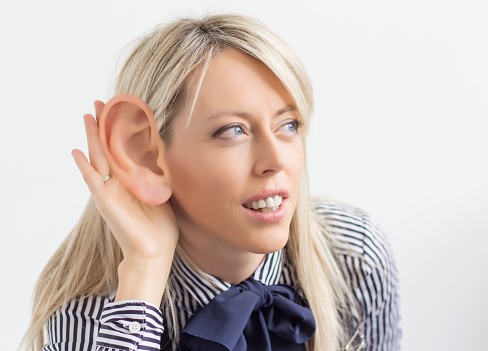 Image result for stopping ears