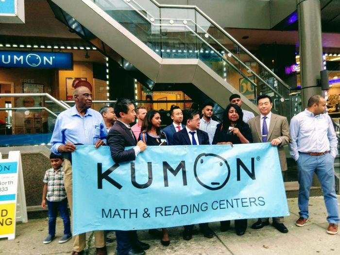 Kumon Math & Reading Center Opens in Flushing - Flushing Post