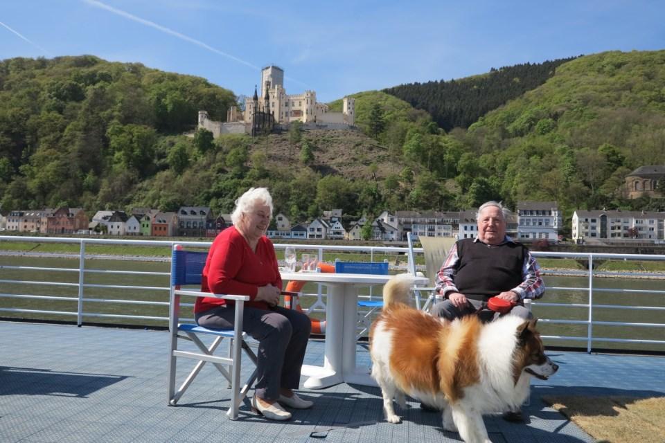 Flusskreuzfahrten mit Hund