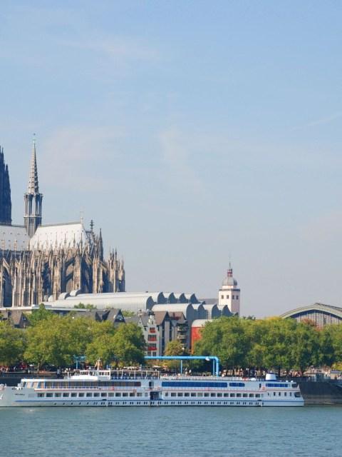 Rhein-Flusskreuzfahrt