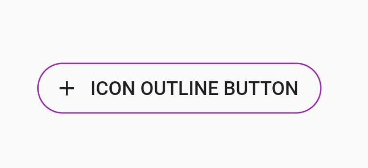 OutlineButton Widget