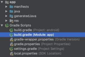 Build.Gradle Flutter-Release APK From Android Studio