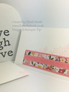 Needle and thread quick card