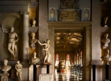 The Biblioteca Marciana in Venice, Italy (Photo taken by Will Pryce).