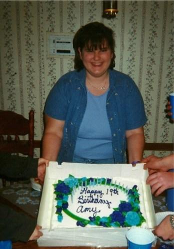 My 19th birthday party!