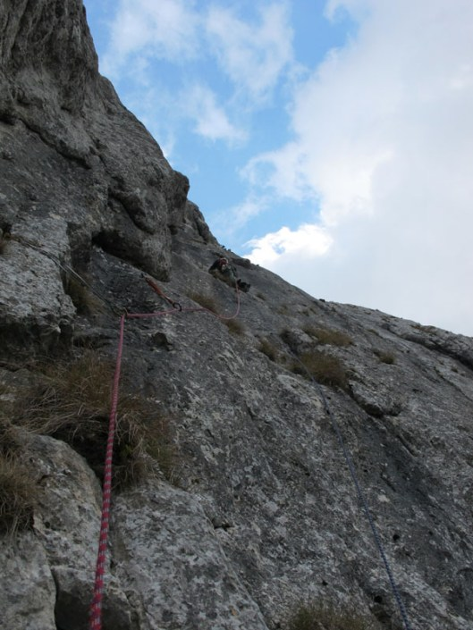alpinism Canionul Cioranga