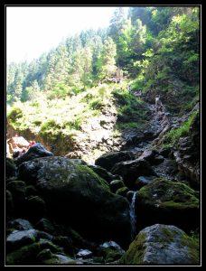 traseu montan Cetatile pnorului apuseni