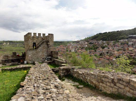 vizita veliko tarnovo, bulgaria