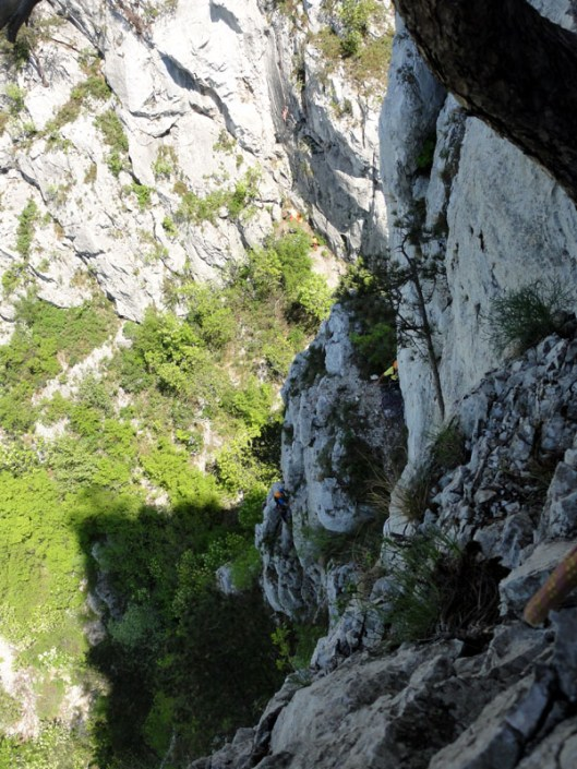 traseu alpinism incepatori baile herculane