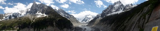 panorama munti franta