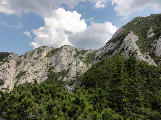 traseul izvorului, piatra craiului