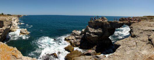 deep water solo la Bulgari