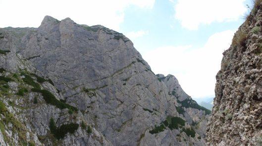 alpinism romania, muntii carpati