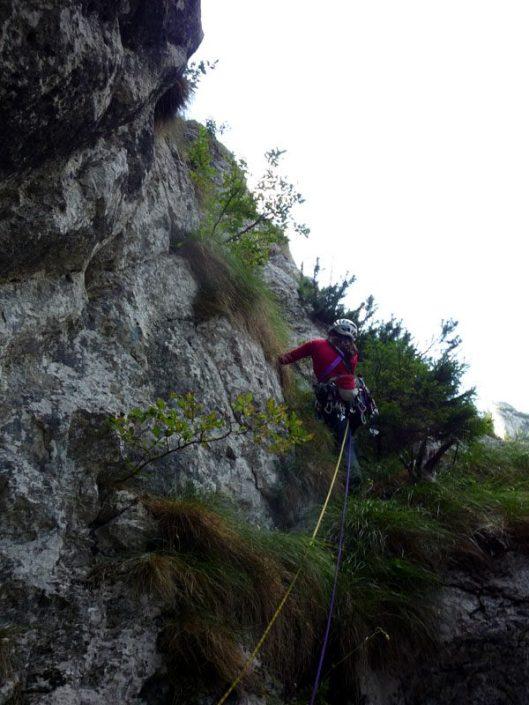 Traseul Izvor_alpinism_Piatra Craiului