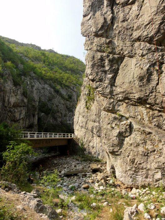 cheile sohodolului_escalada_sport climbing Romania