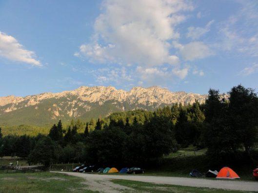 panorama Piatra Craiului_Plaiul Foii
