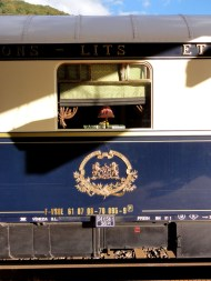 trenul orient express romania