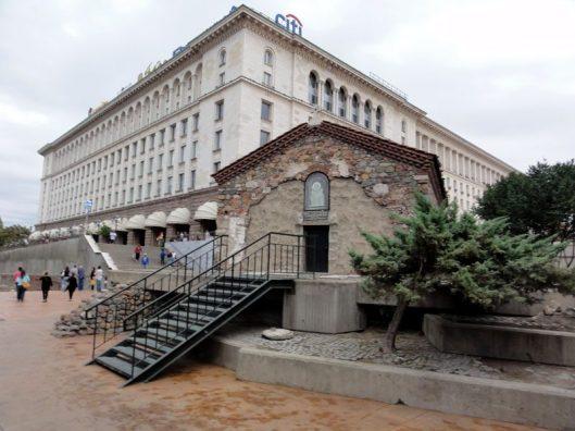 Vizita in Sofia, capitala Bulgariei