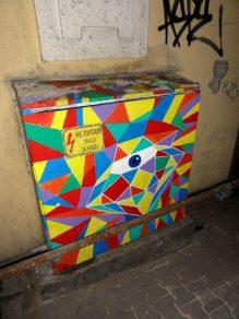 arta urbana Bulgaria