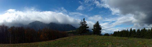panorama Bucsoiu_Diham_Bucegi