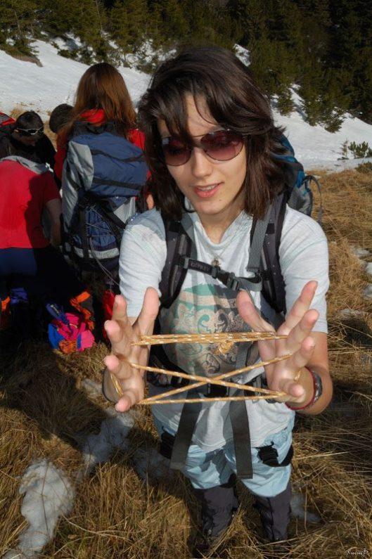utilitatea cordelina alpinism