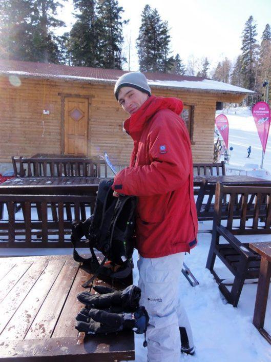 after ski sinaia