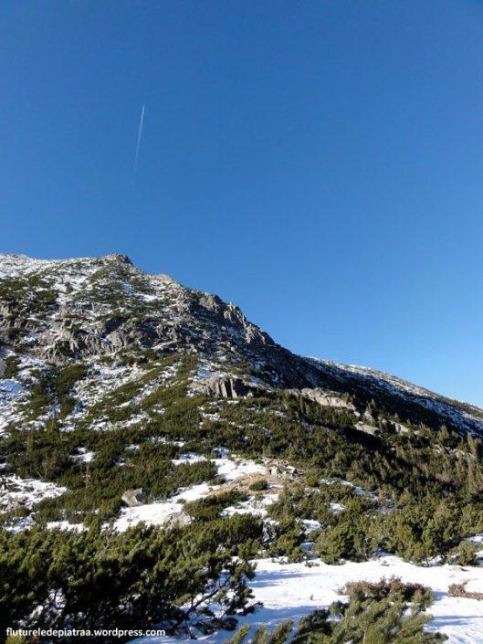 creasta frumoasa muntii retezat