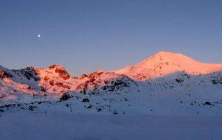panorama muntii retezat